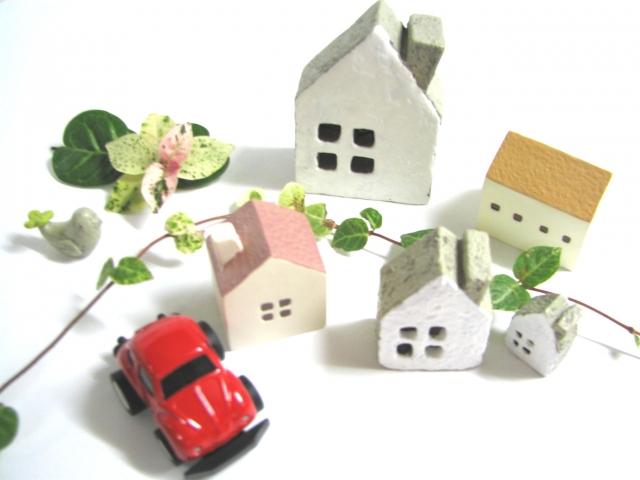 注文住宅の外観と外構