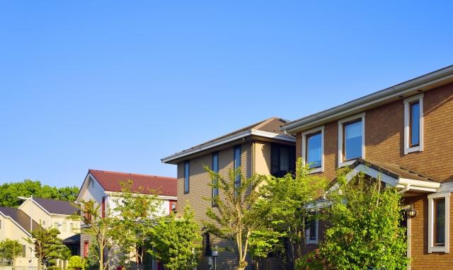 日本の住宅の9割は二階建て