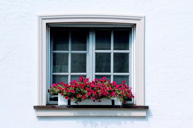 風通しをよくする窓の設置