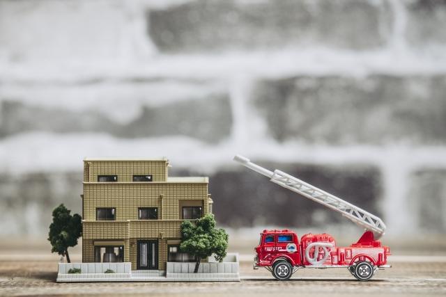 住友不動産、火に強い家、防火